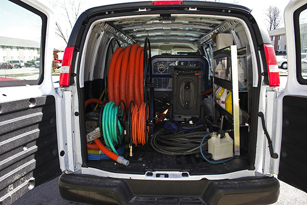 How to choose the right carpet cleaning van